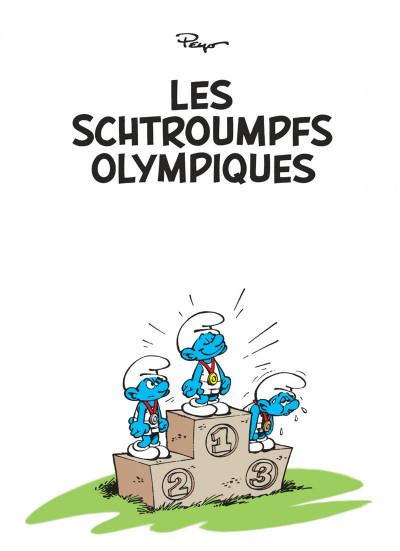 Page 3 les schtroumpfs tome 11 - les schtroumpfs olympiques