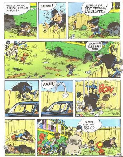 Page 1 Ribambelle tome 4 - La ribambelle contre-attaque