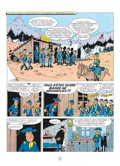 Page 3 les tuniques bleues tome 3 - et pour 1500 dollars en plus
