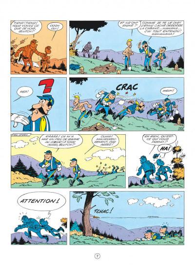 Page 7 les tuniques bleues tome 3 - et pour 1500 dollars en plus