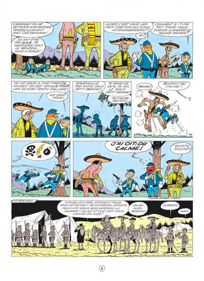 Page 8 les tuniques bleues tome 3 - et pour 1500 dollars en plus