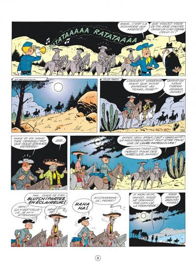 Page 9 les tuniques bleues tome 3 - et pour 1500 dollars en plus
