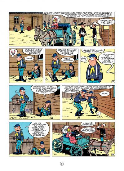 Page 1 les tuniques bleues tome 5 - les déserteurs