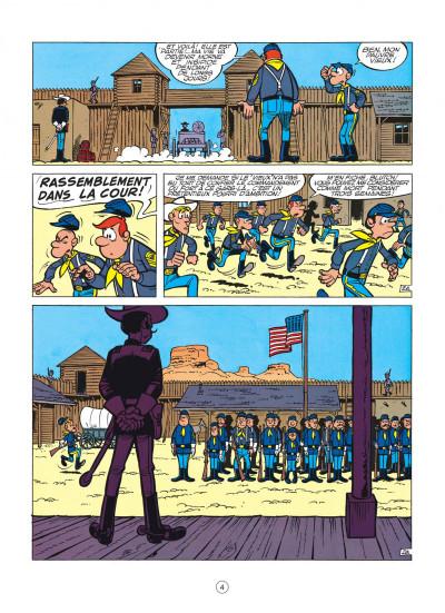 Page 4 les tuniques bleues tome 5 - les déserteurs