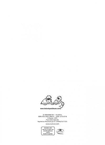 Page 2 les tuniques bleues tome 6 - la prison de robertsonville