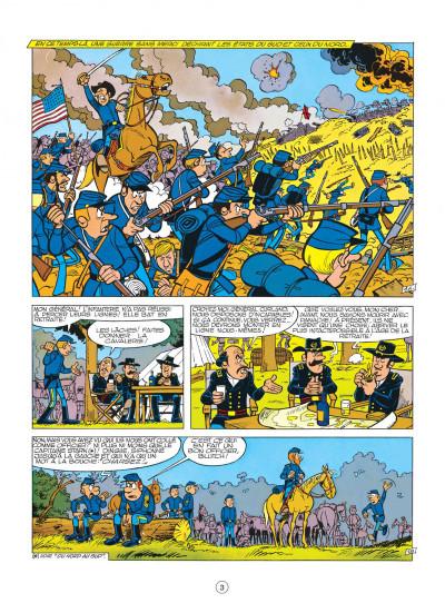 Page 3 les tuniques bleues tome 7 - les bleus de la marine