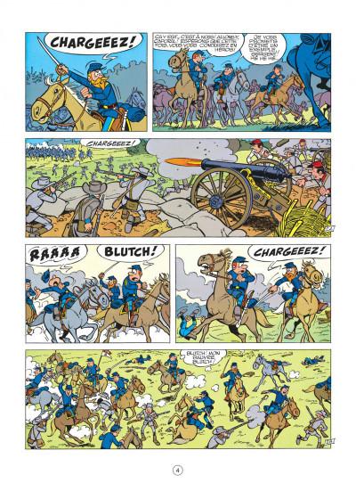 Page 4 les tuniques bleues tome 7 - les bleus de la marine