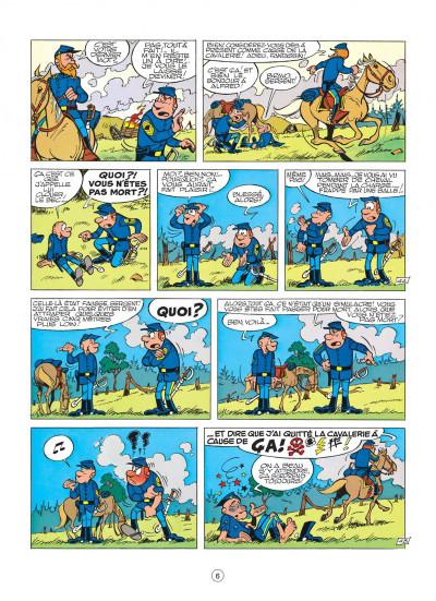 Page 6 les tuniques bleues tome 7 - les bleus de la marine