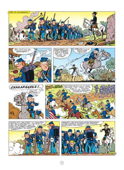 Page 7 les tuniques bleues tome 7 - les bleus de la marine