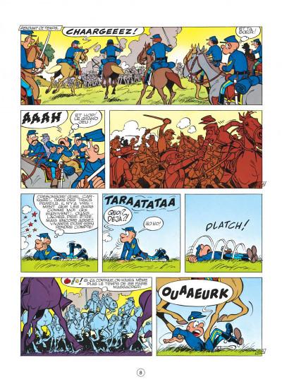 Page 8 les tuniques bleues tome 7 - les bleus de la marine