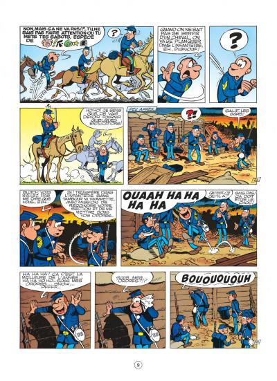 Page 9 les tuniques bleues tome 7 - les bleus de la marine