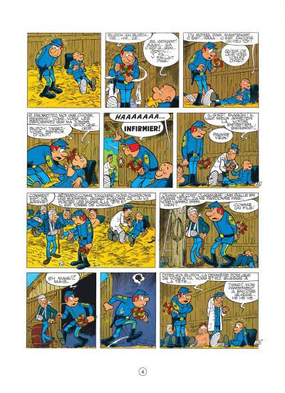 Page 4 les tuniques bleues tome 8 - les cavaliers du ciel