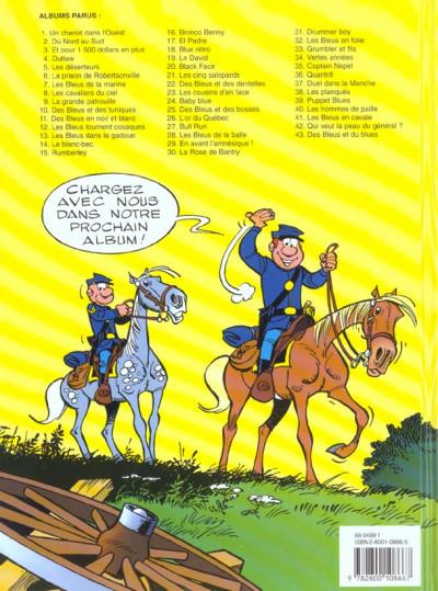 Dos les tuniques bleues tome 9 - la grande patrouille