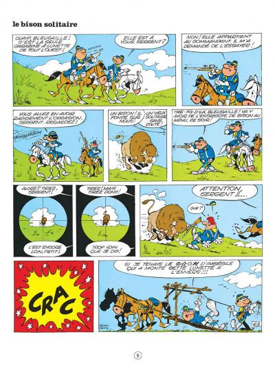 Page 5 les tuniques bleues tome 9 - la grande patrouille