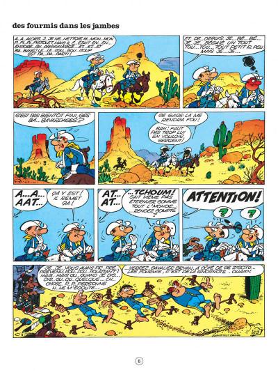 Page 6 les tuniques bleues tome 9 - la grande patrouille