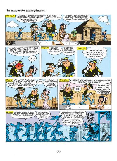 Page 9 les tuniques bleues tome 9 - la grande patrouille