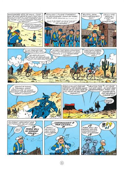 Page 5 les tuniques bleues tome 10 - des bleus et des tuniques