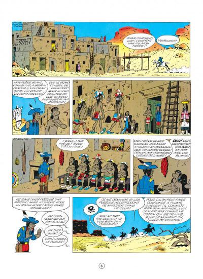 Page 6 les tuniques bleues tome 10 - des bleus et des tuniques