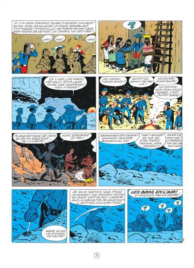 Page 7 les tuniques bleues tome 10 - des bleus et des tuniques