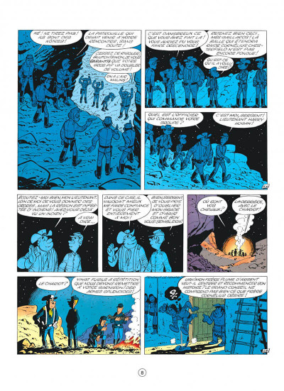 Page 8 les tuniques bleues tome 10 - des bleus et des tuniques