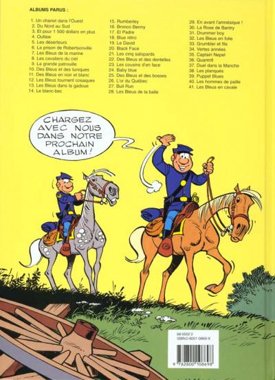 Dos les tuniques bleues tome 12 - les bleus tournent cosaques