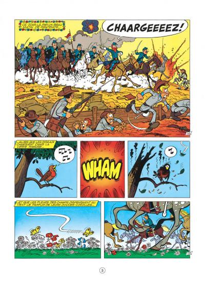 Page 3 les tuniques bleues tome 12 - les bleus tournent cosaques