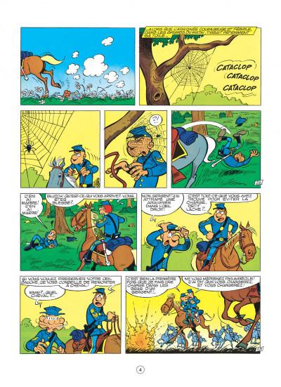 Page 4 les tuniques bleues tome 12 - les bleus tournent cosaques