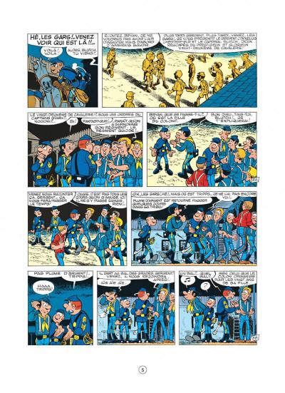 Page 5 les tuniques bleues tome 14 - le blanc-bec