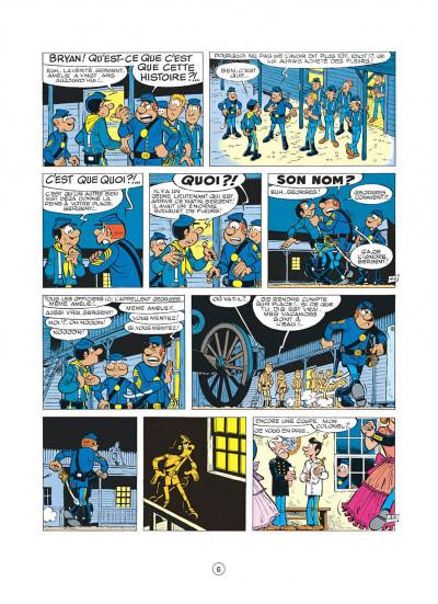 Page 6 les tuniques bleues tome 14 - le blanc-bec