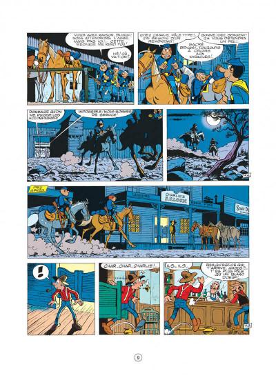 Page 9 les tuniques bleues tome 14 - le blanc-bec