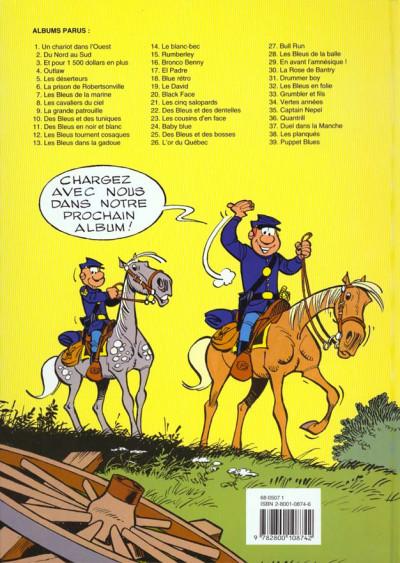 Dos les tuniques bleues tome 17 - el padre