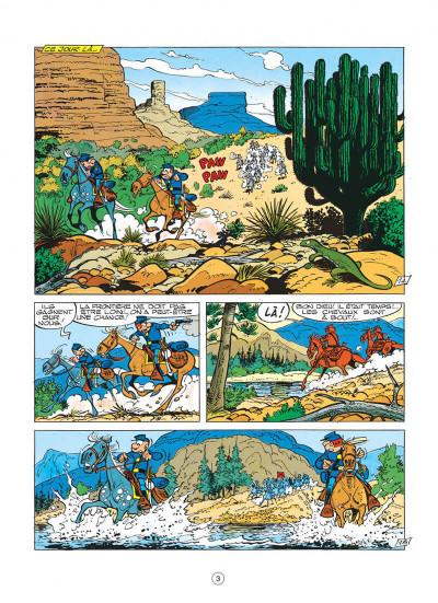 Page 3 les tuniques bleues tome 17 - el padre