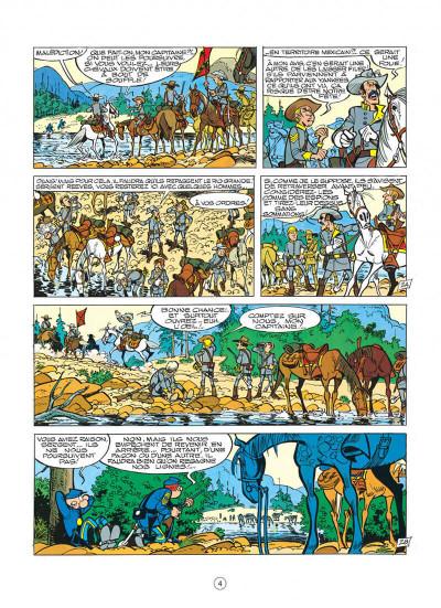 Page 4 les tuniques bleues tome 17 - el padre