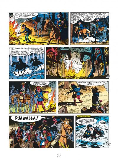Page 7 les tuniques bleues tome 17 - el padre