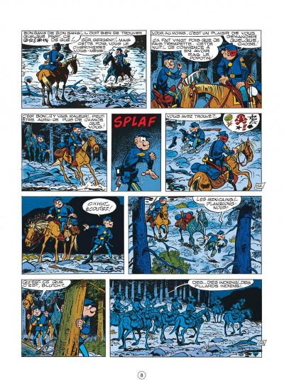 Page 8 les tuniques bleues tome 17 - el padre