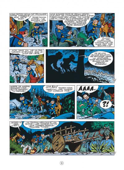 Page 9 les tuniques bleues tome 17 - el padre