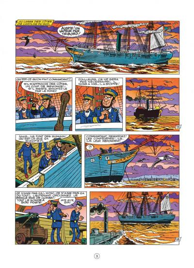 Page 3 les tuniques bleues tome 19 - le david