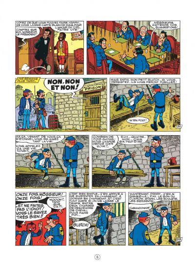 Page 5 les tuniques bleues tome 19 - le david