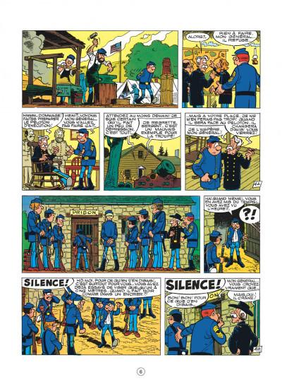 Page 6 les tuniques bleues tome 19 - le david