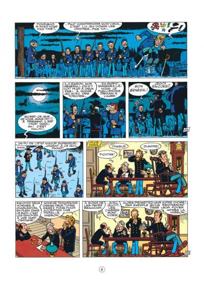 Page 8 les tuniques bleues tome 19 - le david
