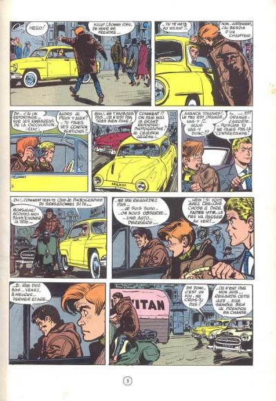 Page 1 Valhardi (série récente) tome 7 - le mauvais oeil