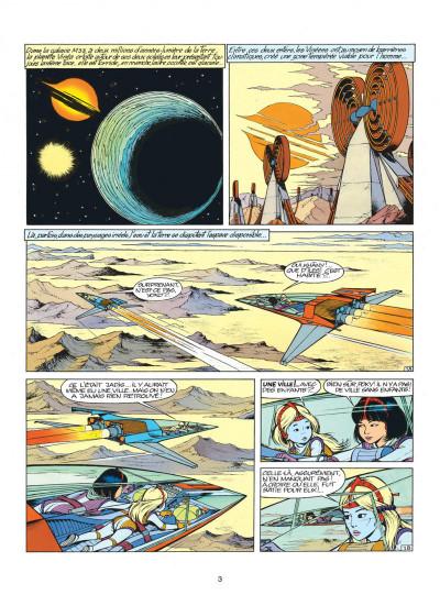 Page 3 yoko tsuno tome 13 - les archanges de vinea