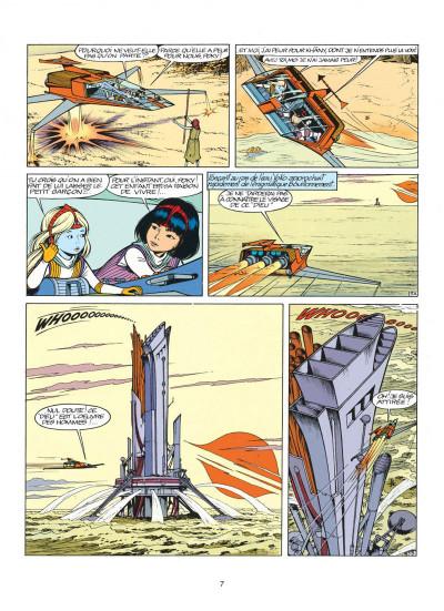 Page 7 yoko tsuno tome 13 - les archanges de vinea