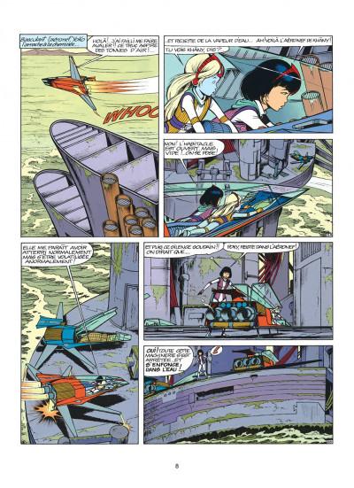 Page 8 yoko tsuno tome 13 - les archanges de vinea