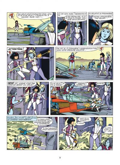 Page 9 yoko tsuno tome 13 - les archanges de vinea