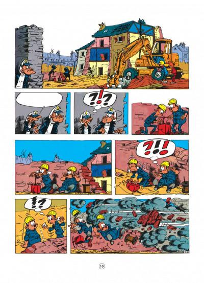 Page 6 spirou et fantasio tome 32 - les faiseurs de silence