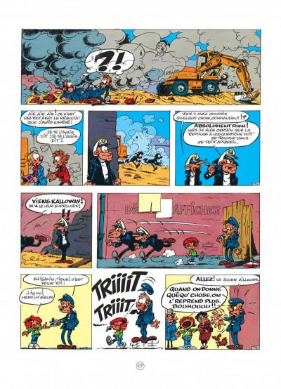 Page 7 spirou et fantasio tome 32 - les faiseurs de silence