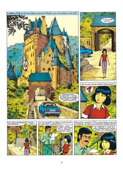 Page 3 yoko tsuno tome 14 - le feu de wotan