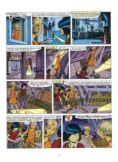 Page 7 yoko tsuno tome 14 - le feu de wotan