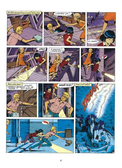 Page 8 yoko tsuno tome 14 - le feu de wotan